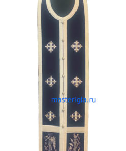 epitrakhil-chernaya-barkhat-vyshivka