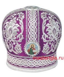 mitra-fioletovaya-vyshivka-serebrom