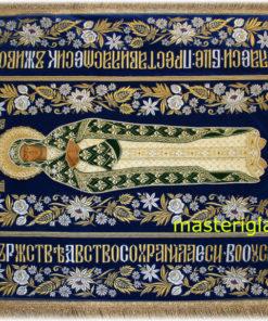 plashchanitsa-Bogoroditsy-v-zelenom-oblachenii