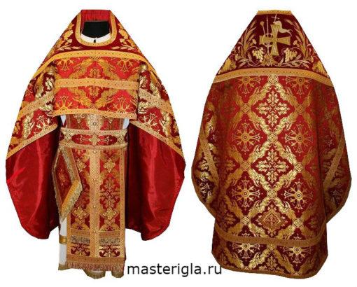 iereyskoe-oblachenie-parcha-vyshivka-georgievskiy-krest