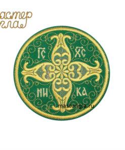 krest-na-potir-zelenyy