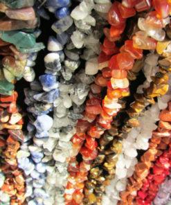 Камни на нитке набор