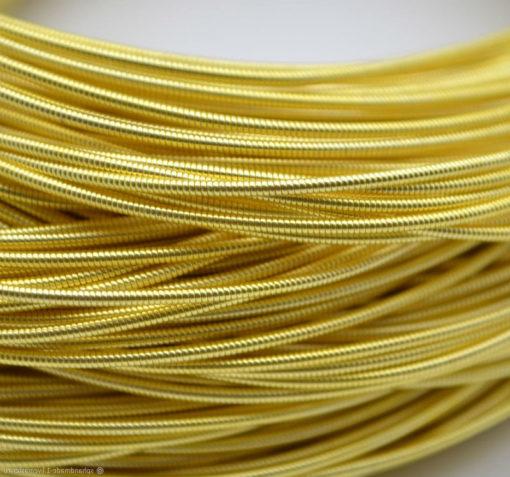 Канитель золотая для вышивки