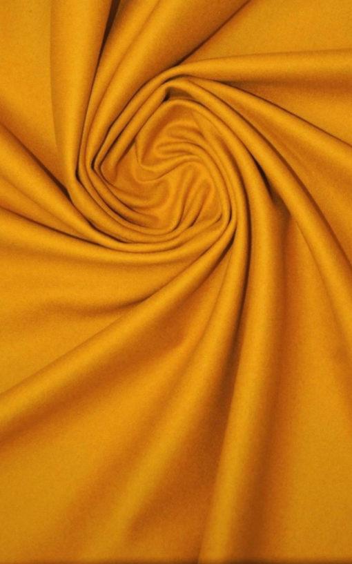 шерсть для пошива облачений желтая